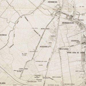 Assendelft in 1940