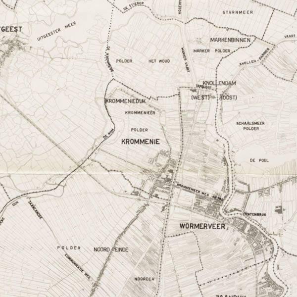 Krommenie 1940